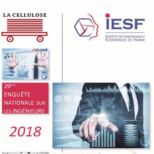 """Les résultats de l'enquête IESF """" 2018 """" sont arrivés !"""