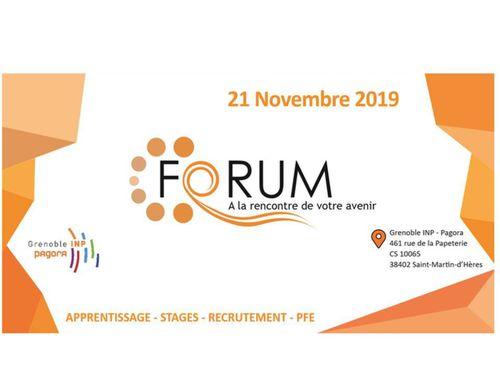 Forum des élèves - 2019