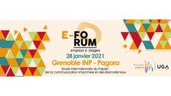 Le 28 janvier le Forum à Pagora devient E-Forum !